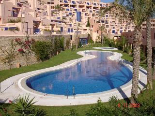 Excelente vivienda en urbanizacion con campo de go - Mojacar vacation rentals