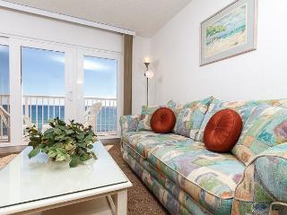#602 -UPDATED BEACH FRONT STUDIO,FREE BEACH SERVICE,FREE GOLF,GREAT VIEW - Fort Walton Beach vacation rentals