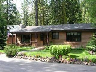 Quiet Forest Home - Walk to Lake - Tahoma vacation rentals