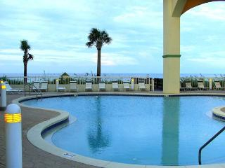 Ocean Front Condo. $1295  1 bedroom sleeps 6 - Panama City Beach vacation rentals