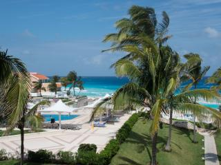 Luxurious three story beach front villa - Cancun vacation rentals