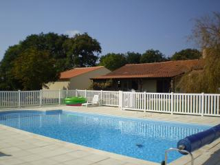 PEACE AND TRANQUILITY IN THE VENDEE - Coulonges sur l'Autize vacation rentals
