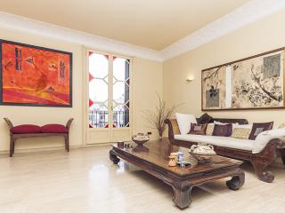 Golden Penthouse located in the best area of the c - Barcelona vacation rentals