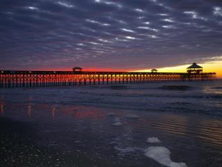 Sleep 8-10~200 Steps to Beach~1 Block to Center St - Folly Beach vacation rentals