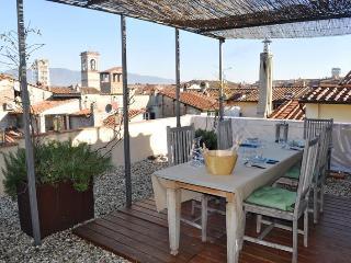 2 Bedroom Top Floor Apartment with View at Casa Puccini - Santa Maria del Giudice vacation rentals