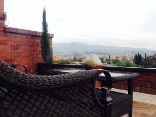 Beautiful Apartment with Stunning Terrace View - Cuenca vacation rentals