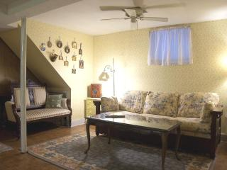 Fully Furnished 1.5 BR Spacious Lincoln Park Apt! - Chicago vacation rentals