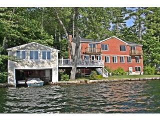 Amazing Lake House w/Boathouse, Dock, Views & Sun! - Wakefield vacation rentals