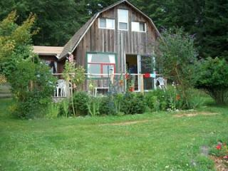 Bold Point Farmstay Cottage - Heriot Bay vacation rentals