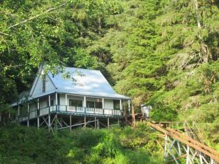 Naha Bay, Loring Alaska  Historic Heckman House - Ketchikan vacation rentals