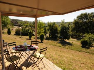 Eco-lodge for families and couples in rural France - La Chapelle-aux-Brocs vacation rentals
