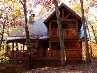 Cinnamon Valley - 'The Elk Lodge' - Eureka Springs vacation rentals
