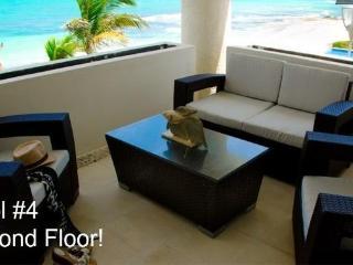 Ocean Front  Condos  Okol A4 - Playa del Carmen vacation rentals