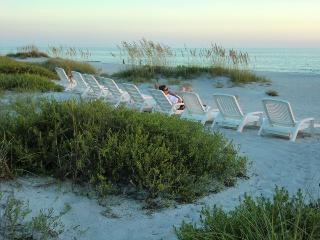 Beachfront Unit 4, Cozy Getaway for two - Longboat Key vacation rentals