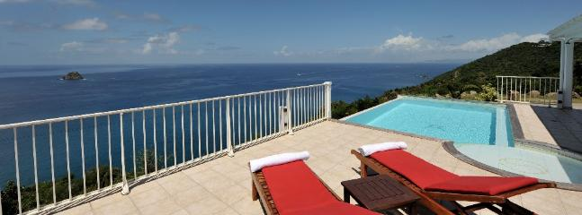 Manon at Colombier, St. Barth - Ocean View, Amazing Sunset Views, Private - Image 1 - Colombier - rentals