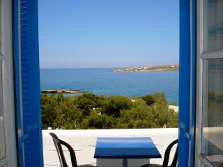 Studio with Sea View for 1-3 persons - Parikia vacation rentals