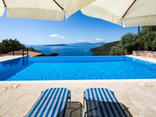 Villa Eleona - Luxury villa with breathtaking view of the Ionian Sea - Ithaca vacation rentals