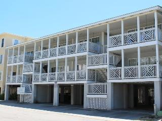 South Beach Ocean Condos - South - Unit 2 -Just Steps to the beach, Shops and Restaurants - Ocean View - Tybee Island vacation rentals