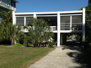 Mod beach house on Little Hickory Island - Bonita Springs vacation rentals