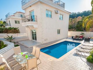 Oceanview Villa 051 - 4 bed with roof-top terrace - Protaras vacation rentals