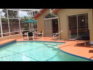 Private, Solar Heated, Screened in Pool Exclusively for You and Your Guests. - Orlando vacation rentals