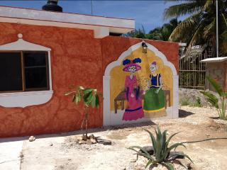 Posada La Catrina Holbox- Triple room - Holbox Island vacation rentals
