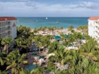 Marriott's Aruba Ocean Club- All weeks, best rates - Sierra Nevada vacation rentals