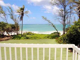 Ocean Front Home on Quiet Beach - Laie vacation rentals