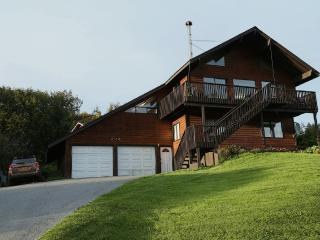 Large Home, Unforgettable Views, Peace & Comfort - Halibut Cove vacation rentals