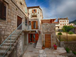 House close to the sea in center of Komiza, Vis - Island Vis vacation rentals