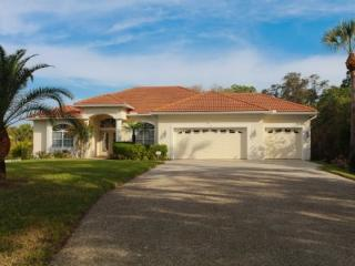 Stunning pool home with beautiful gardens - 1110 Manasota Beach Road - Venice vacation rentals