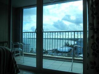 ESJ Towers ocean view studio - San Juan vacation rentals