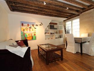 Elegant 2 bedrooms flat in Le Marais - Paris vacation rentals