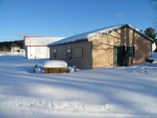 Sportsman and snowmobile Rental Cabin - Frederic vacation rentals