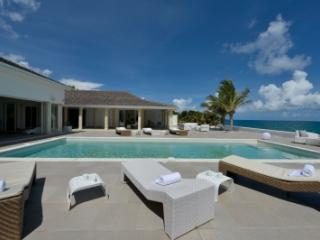 Romantic 3 Bedroom Villa with Private Beach in Terres Basses - Baie Rouge vacation rentals