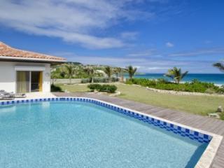 Large 5 Bedroom Villa on Guana Bay Beach - Guana Bay vacation rentals