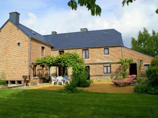 Authentic cottage at quiet location with great views - Hainaut vacation rentals