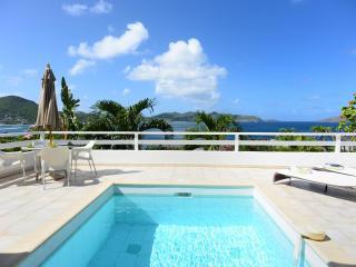 Beautiful 2 Bedroom Hillside Villa in Pointe Milou - Pointe Milou vacation rentals