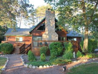 Northwoods Retreat - Main Lodge Cabin - Woodruff vacation rentals