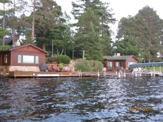 Northwoods Retreat - Lakeside Cabins - Mercer vacation rentals