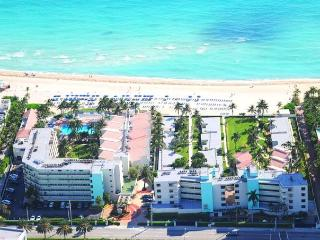 2 Bedroom condo on  beach -Limited time offer!! - North Miami vacation rentals