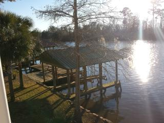 Fish, Boat, BBQ, Sit back, Relax and Enjoy! - Moss Point vacation rentals