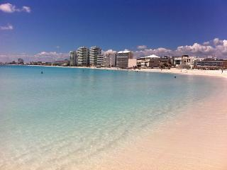 Beach Waterfront Ground Floor Suite For Sea Lovers - Cancun vacation rentals