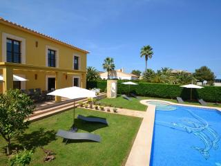 Villa Majorca with pool and wifi close the beach - Sa Coma vacation rentals