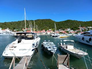 Marvelous 2 Bedroom Waterfront Apartment in Gustavia - Gustavia vacation rentals