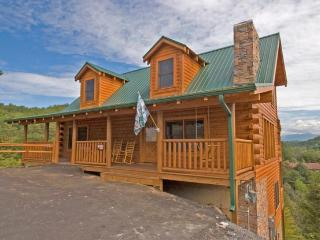 ERN807 - BLACK BEARY RIDGE - Pigeon Forge vacation rentals