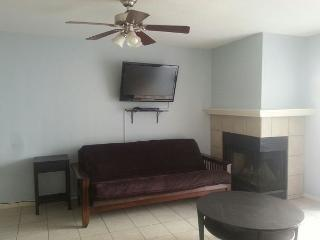 Split Level- 1 BR, 1 BA w/ garage, Pool, Fitness and Business Center, Wi-Fi - Tiki Island vacation rentals