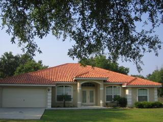 LUXURIOUS 4 BED/ 3 BATH VACATION VILLA - Homosassa vacation rentals
