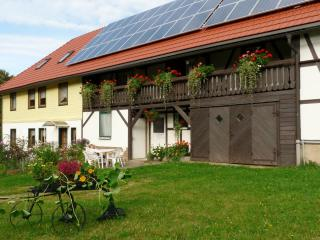 Sonnenhof Holiday Apartment - Zella-Mehlis vacation rentals