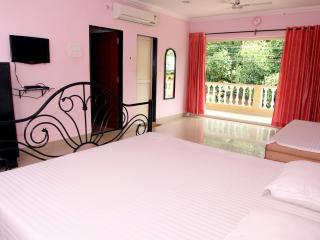 Bungalow for 10 guests, 20mins drive Calangute & B - Mapusa vacation rentals